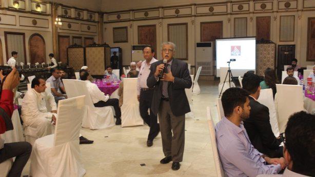 Fundraising Iftar Dinner at Chalet Banquet Halls Lahore